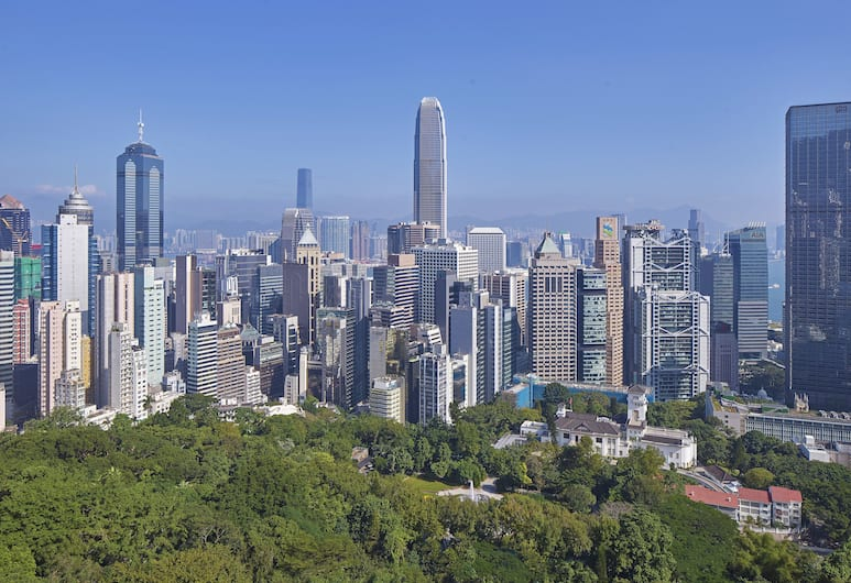 Two MacDonnell Road, Hong Kong, Standard Studio (Newly Renovated), View from room