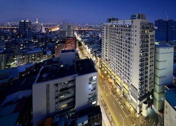 Fotografia do Park City Inn & Hostel - Yonghe Taipei em Novo Taipé