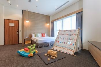 Chiayi Şehri bölgesindeki Sun Dialogue Hotel by Cosmos Creation resmi