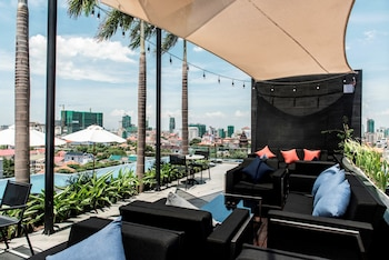 Fotografia do Aquarius Hotel & Urban Resort Phnom Penh em Phnom Penh