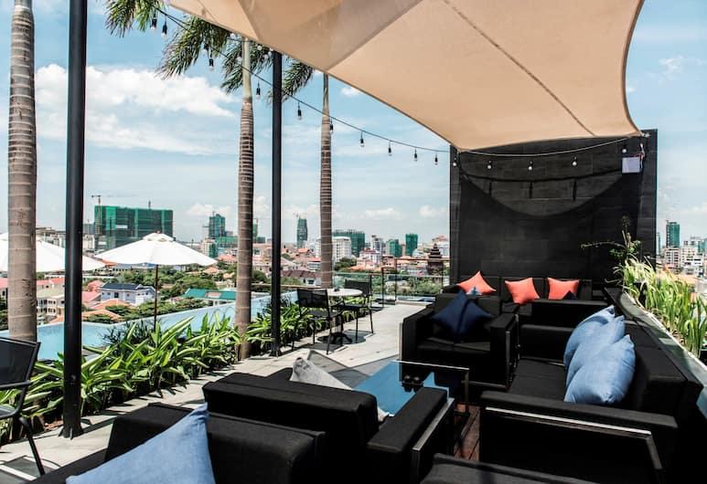 Aquarius Hotel & Urban Resort Phnom Penh, Phnom Penh, Krytý/vonkajší bazén