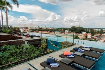 Picture of Aquarius Hotel & Urban Resort Phnom Penh in Phnom Penh