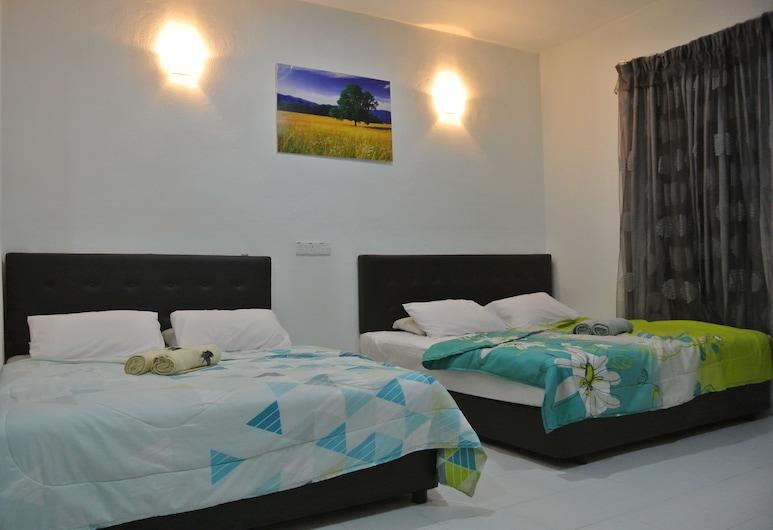 Wave Langkawi Inn, Langkawi, Habitación familiar, Habitación