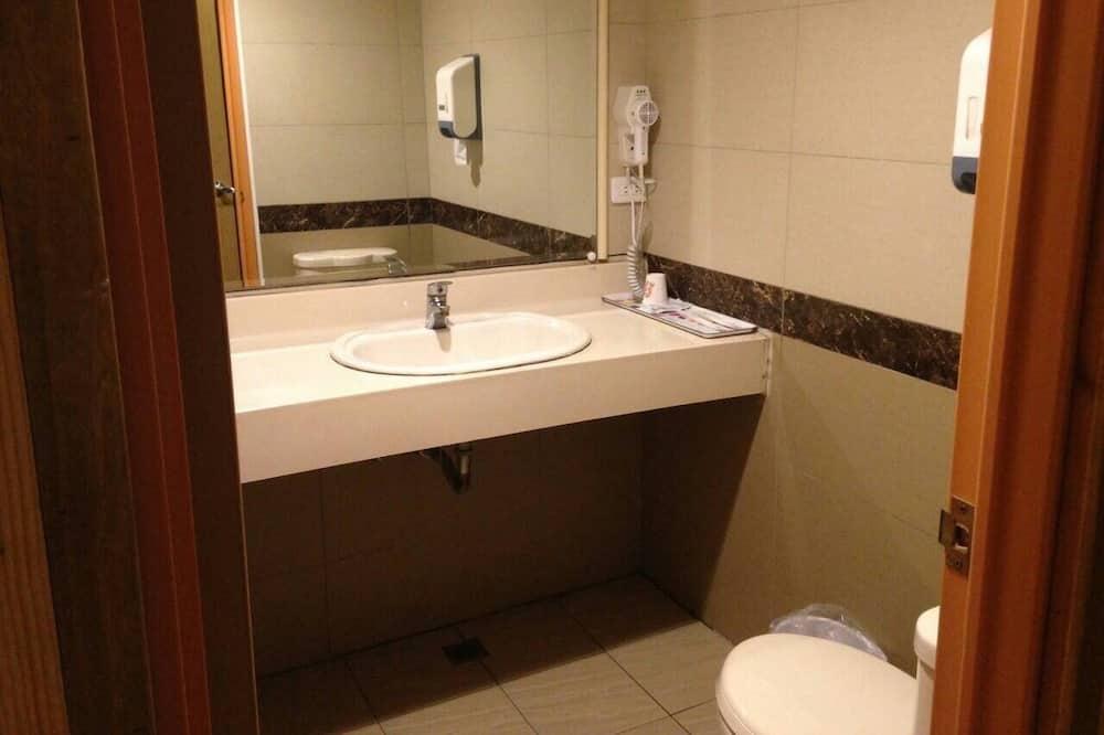 雙人房 - 浴室洗手盤