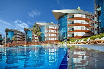 Antalya bölgesindeki Onkel Rada Residence resmi
