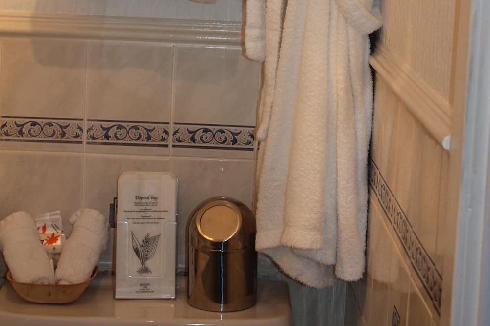 Δίκλινο Δωμάτιο (Twin), Μπάνιο στο δωμάτιο - Μπάνιο