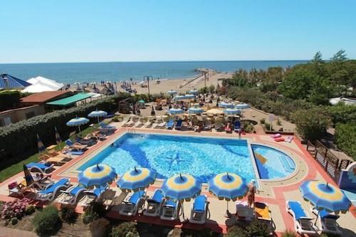 歐洲海灘住宅飯店/
