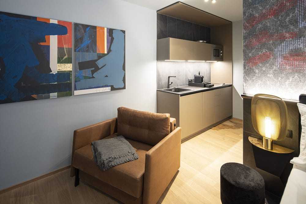 Appartement (Stay Gold M) - Woonkamer