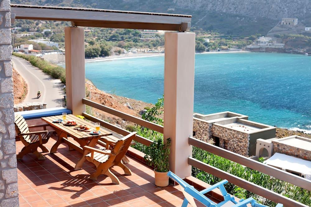 Suite Familiale, piscine privée (Thalassa) - Terrasse/Patio