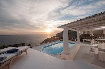 Image de Ode Villa à Santorin