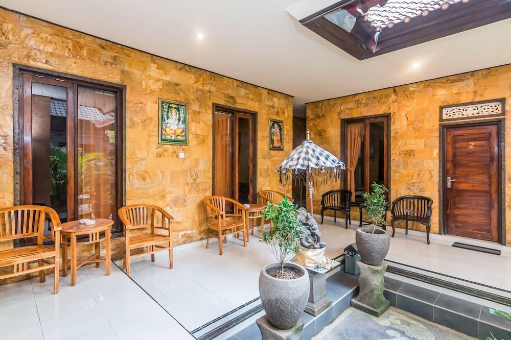 Chambre Double Standard - Terrasse/Patio