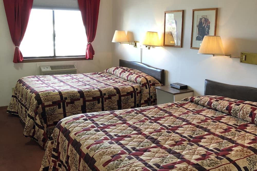 Kamar Standar, 2 Tempat Tidur Queen - Area Keluarga