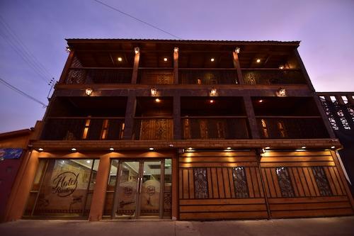 卡拉馬鄉村酒店/