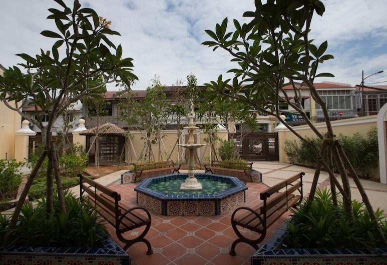 Jawi Peranakan Mansion, George Town, Çeşme/Fıskiye