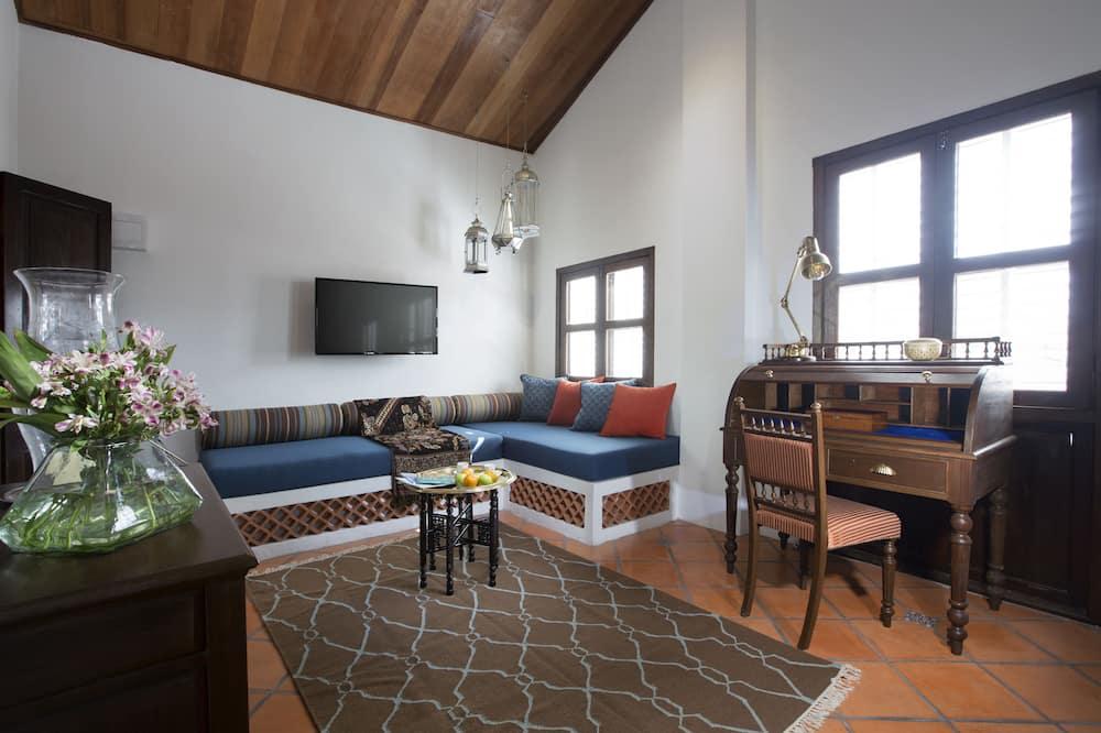 Mansion Room - Living Room
