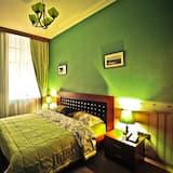 غرفة مزدوجة عادية - سرير ملكي - غرفة معيشة