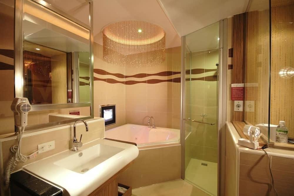 Dvojlôžková izba typu Elite - Kúpeľňa