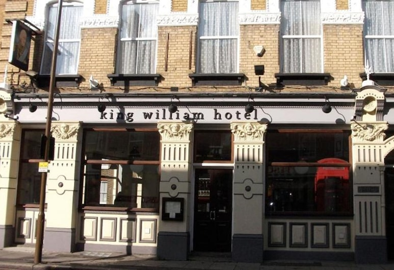 OYO The King William Hotel, Londonas