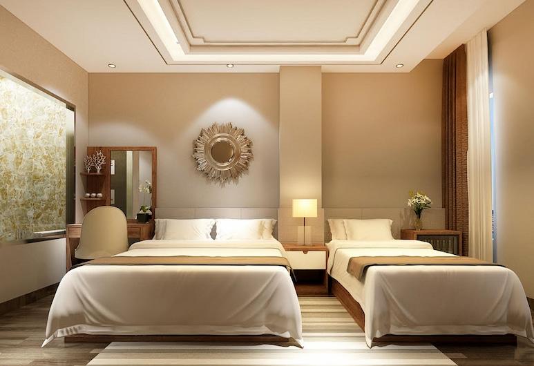 Siren Flower Hotel, Nha Trang, Apartmán, 2 spálne, výhľad na hory, Hosťovská izba