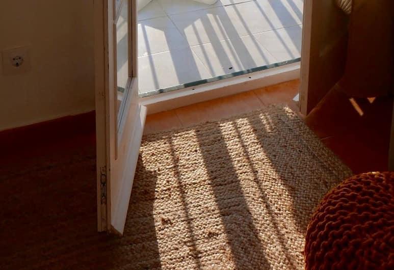 德斯馬伊斯公寓酒店, Ciutadella de Menorca, 公寓, 1 間臥室, 露台