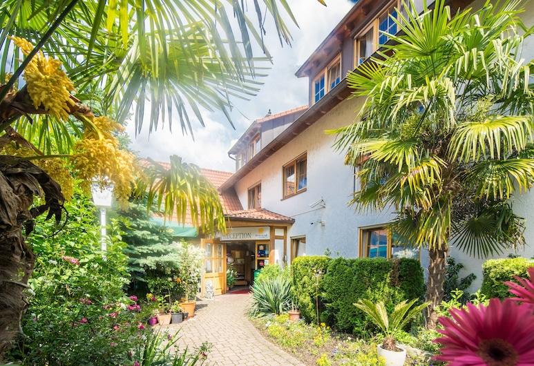 Hotel Blume, Freiburg im Breisgau, Quarto Duplo, Terraço/Pátio Interior