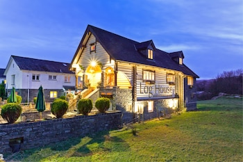 Gambar The Log House di Ambleside