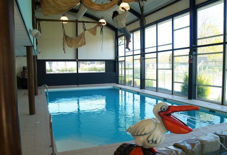 EuroParcs Resort de Biesbosch, Dordrecht, Indoor Pool