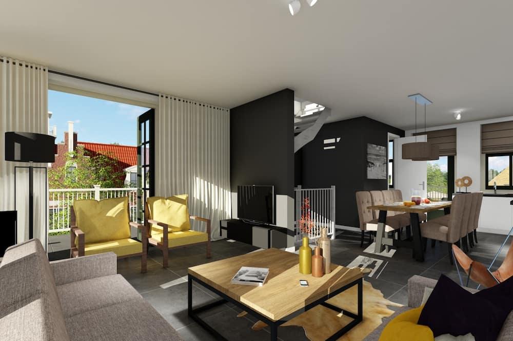 Appartement (Markermeer 8) - Terrein van accommodatie