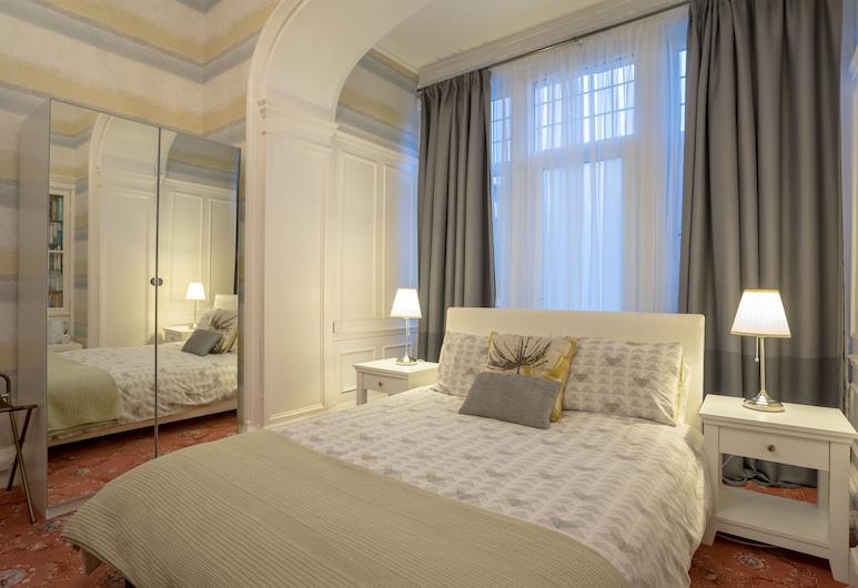 Kingsley Edinburgh, Edinburgh, Tweepersoonskamer, en-suite badkamer, op benedenverdieping, Kamer