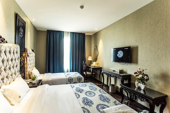 A(z) Midori Concept Hotel hotel fényképe itt: Johor Bahru