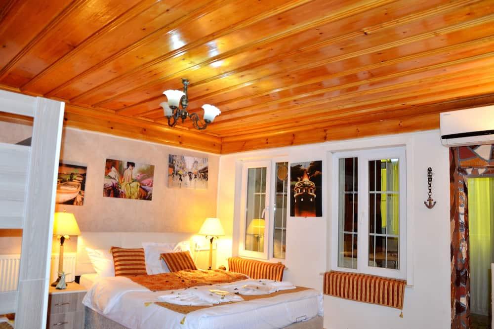 Suite, Gartenblick - Zimmer