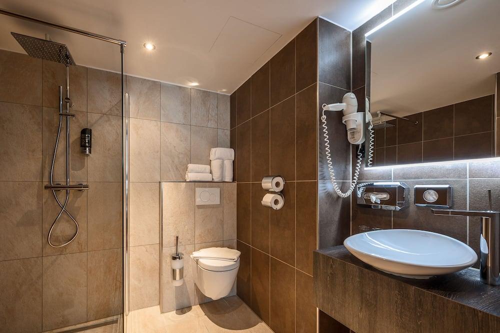 Habitación doble económica - Baño