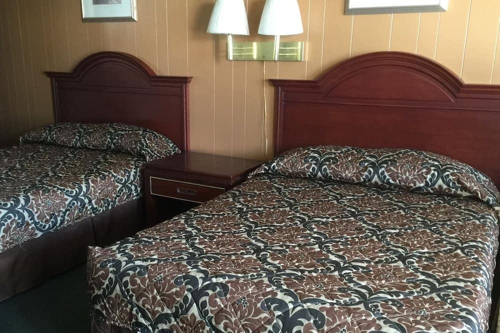 Pokój standardowy, 2 łóżka podwójne, dla niepalących - Pokój