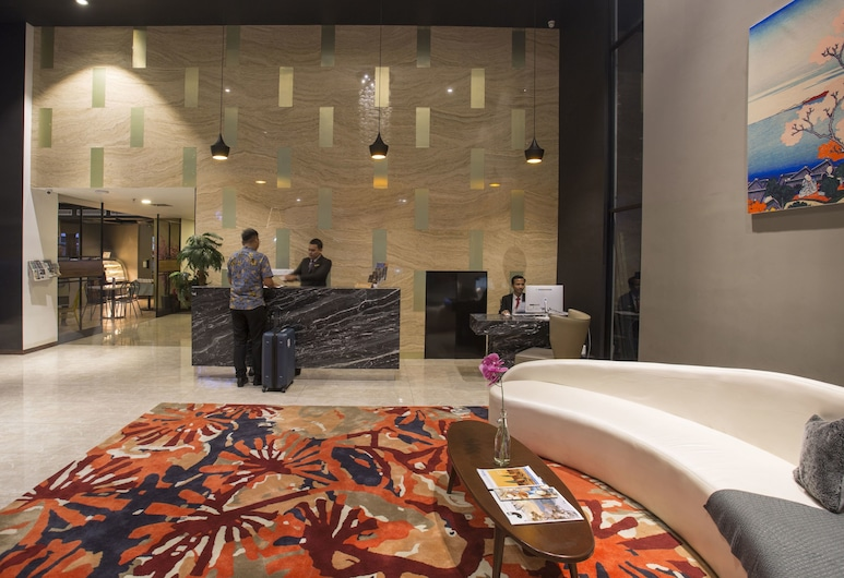 Liberty Hotel Thamrin Jakarta, Jakarta, Hall