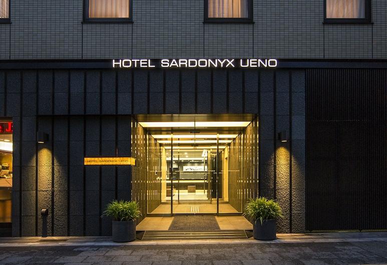 ホテルサードニクス上野, 台東区