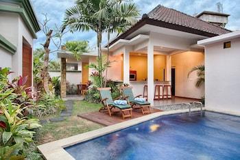 A(z) Villa Tukad Alit hotel fényképe itt: Kerobokan