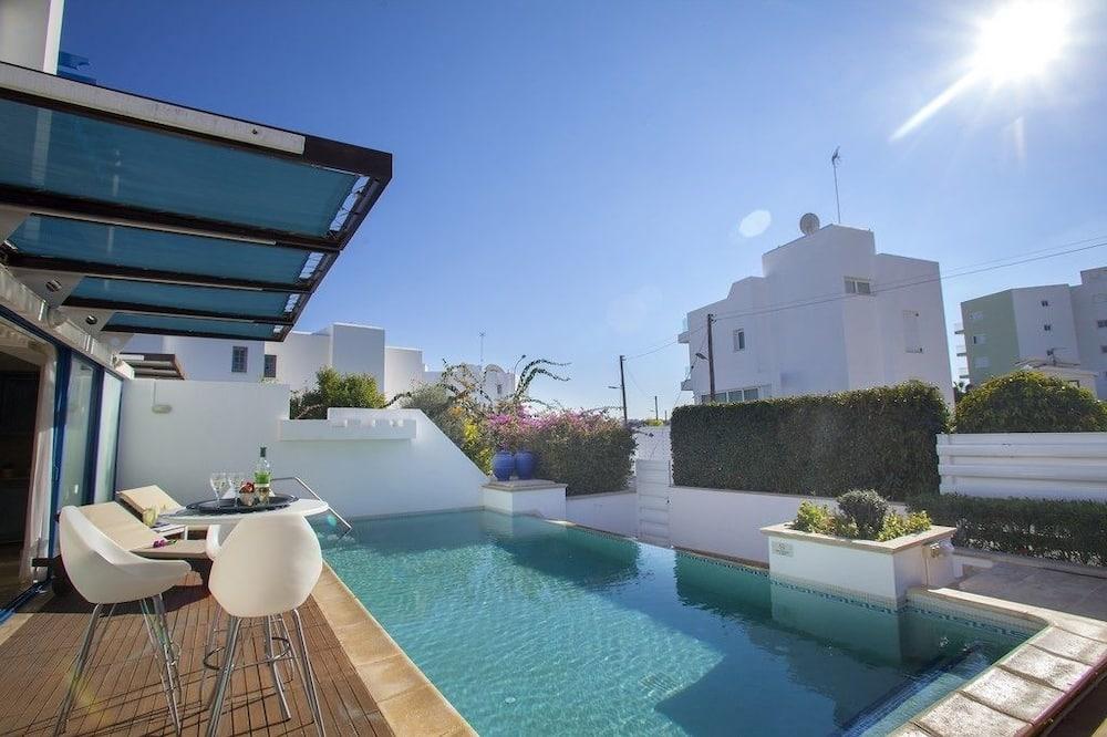 Villa, 2 slaapkamers (Tinos) - Terras