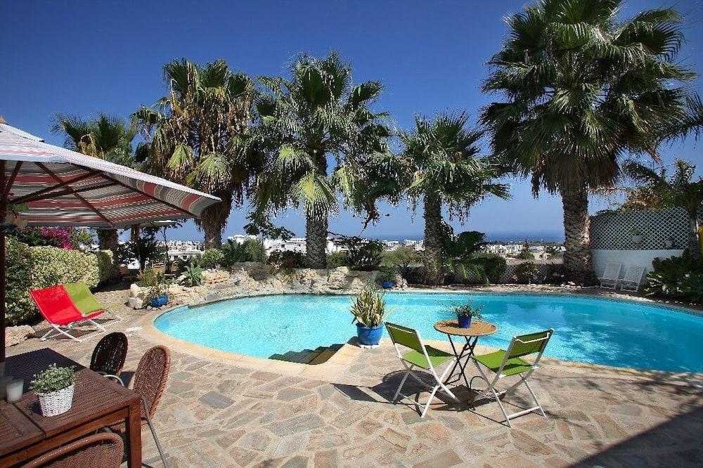 Villa, 3 Bedrooms (Ayios Elias Hilltop) - Terrace/Patio