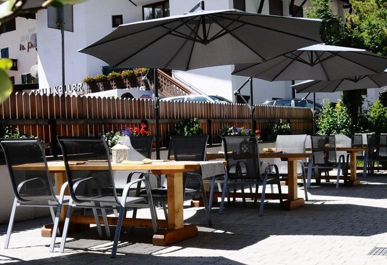 Hotel Italia, Corvara in Badia, Terrace/Patio