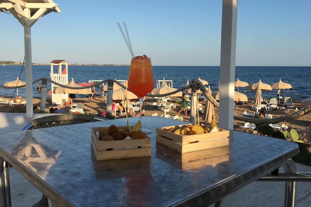 Bar na pláži