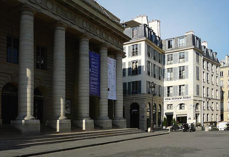 Hôtel Michelet Odeon, Paris, Hotelfassade