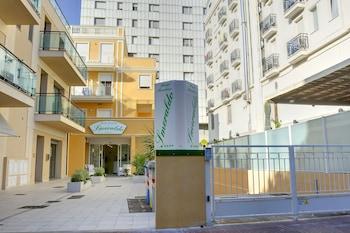 Riccione bölgesindeki Residence Suite Smeraldo resmi