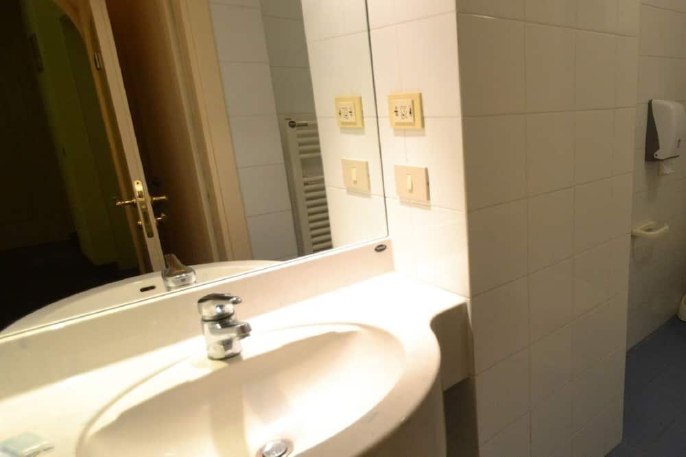 基本單人房 - 浴室
