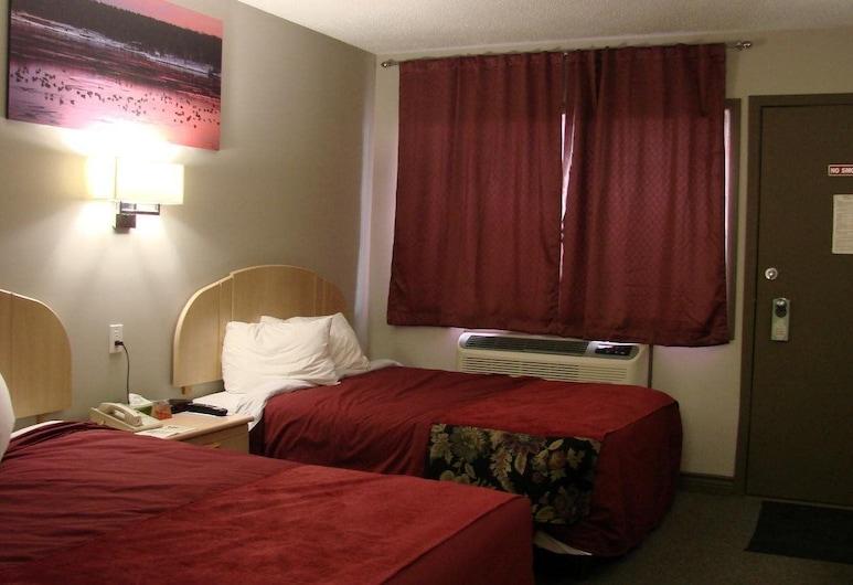 Greenhead Motel & Restaurant, Провост, Стандартний номер, 1 ліжко «квін-сайз», для некурців, Номер