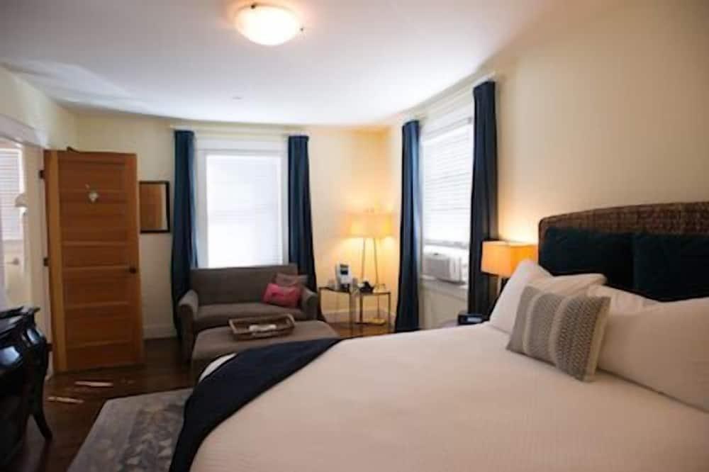 Værelse - 1 queensize-seng med sovesofa - Værelse