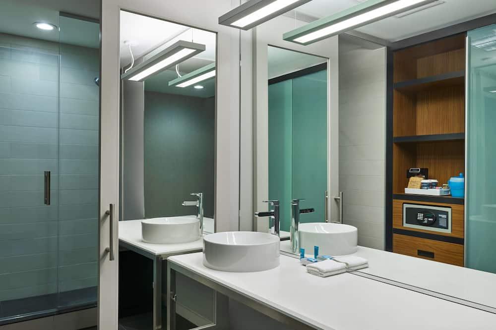 ルーム バリアフリー - バスルーム
