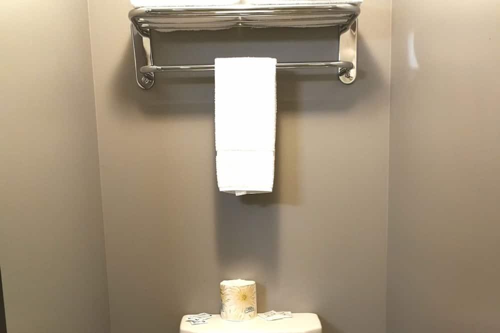 Chambre Standard, 2 lits doubles - Salle de bain