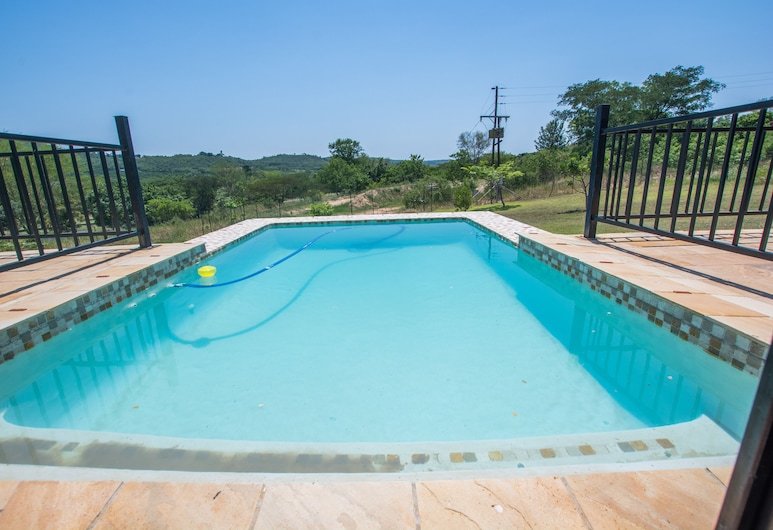 HoyoHoyo Hazyview Villas, Hazyview, Vonkajší bazén