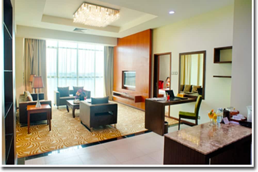 Executive-huone - Näköala huoneesta