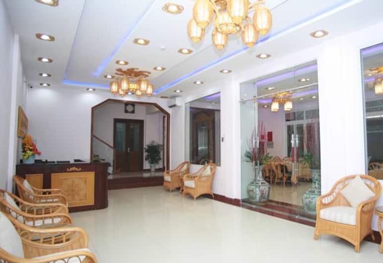 阿雷卡河濱飯店, 峴港, 大廳休息區